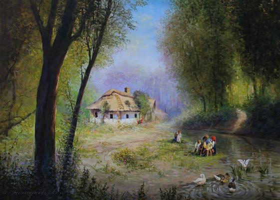Владимир Петрович Тимофеев. Little Ukraine