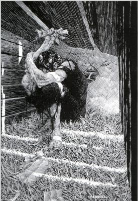 Берни Райтсон. Франкенштейн 9