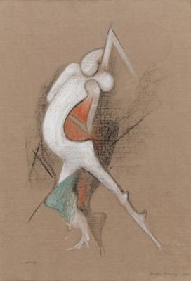 Dorothea Tunning. Tango