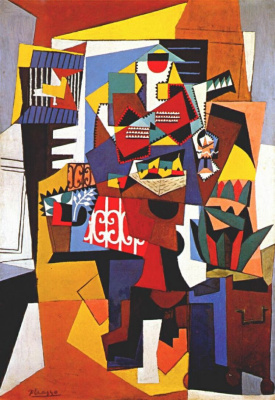 Pablo Picasso. Bird cage