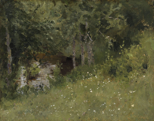 Isaac Levitan. More often