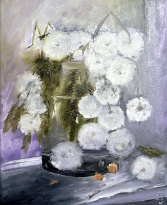 Sergei Nikolayevich Khodorenko-Zatonsky. Dandelions