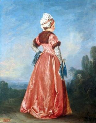Antoine Watteau. Polka