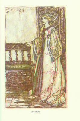 Артур Рэкхэм. Принцесса