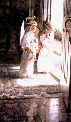 Steve Hanks. Little angels