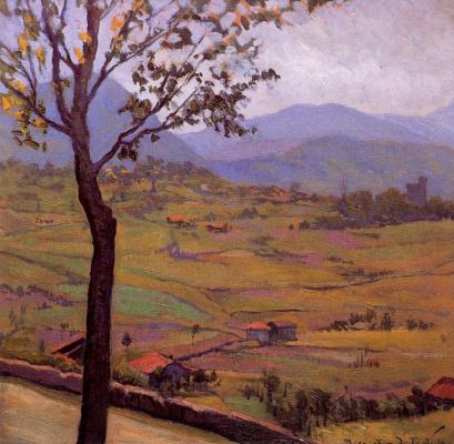 Хосе Лопес Хименес. Сельская местность