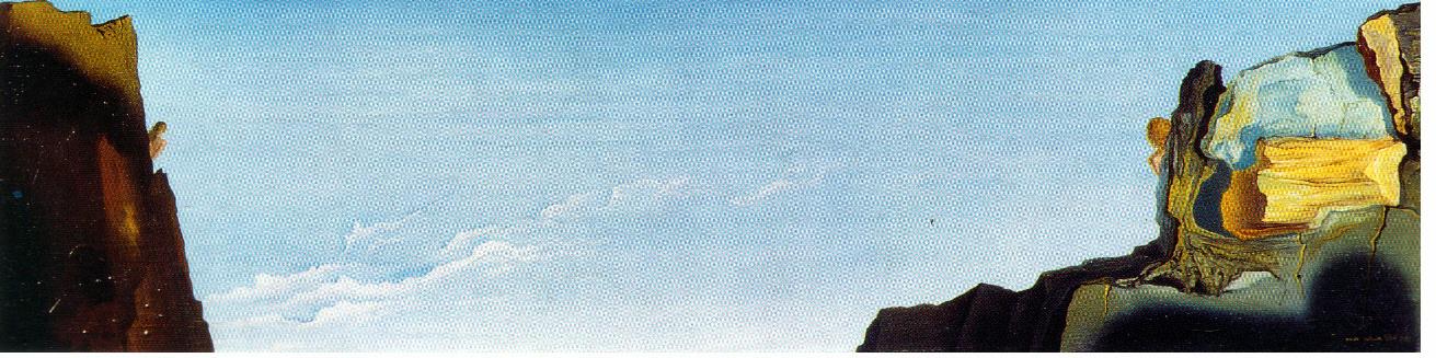 Salvador Dali. Oliva