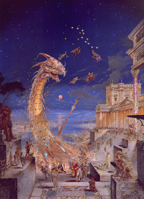 Ричард Бобер. Месть дракона