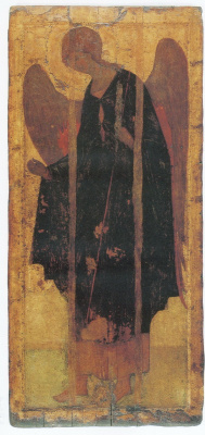 Andrey Rublev. Archangel Gabriel