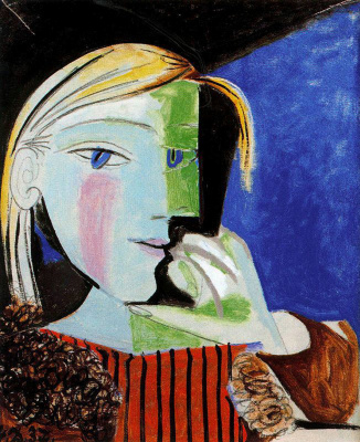 Pablo Picasso. Portrait Of Marie-Therese Walter