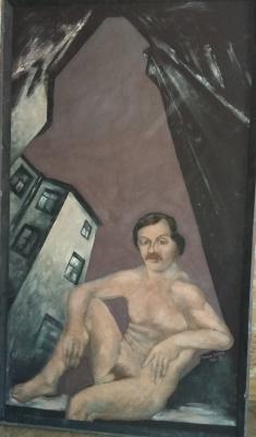 Nikolay Zverev. City.Man