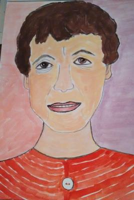 Irina Alexandrovna Sokolova. Italian