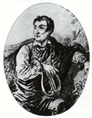 Orest Adamovich Kiprensky. Adam Mickiewicz