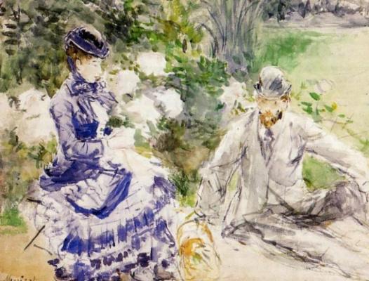 Berthe Morisot. Stay