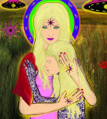 Alexander Tatarnikov. Spiritual, creative style of impolism by DiezelSun, Diezel Sun