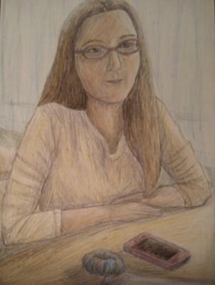Zina Vladimirovna Parisva. Nastya