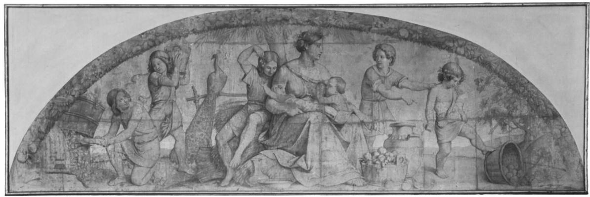 Peter von Cornelius. Joseph interprets the dreams