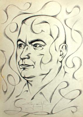Nikolai Nikolayevich Sednin. December