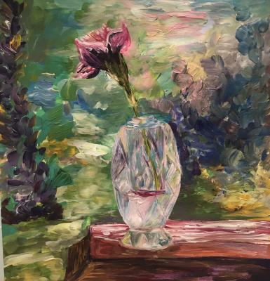 Anastasia Polyakova. Steklo 1
