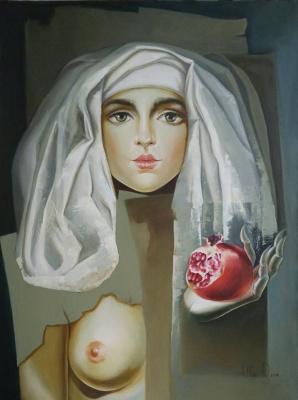 """Olesya Albu. """"Fertility"""""""