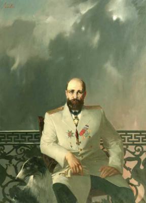 Oleg Alexandrovich Leonov. Stolypin