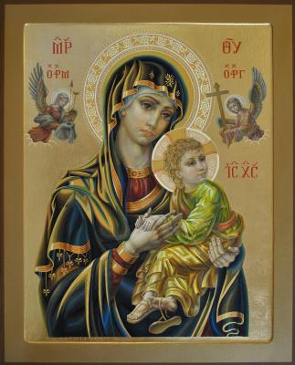 Снежана Казимировна Витецкая Viteckaja. Our Lady of Perpetual Help