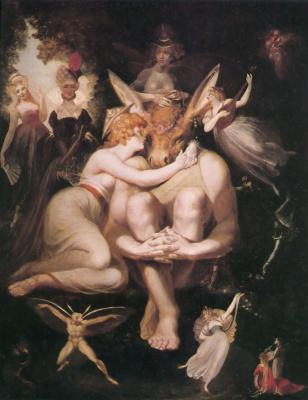 Иоганн Генрих Фюссли. Титан