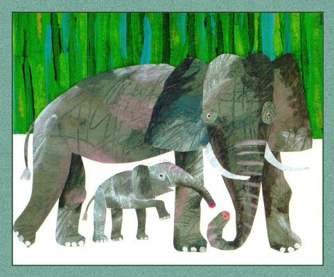 Карл Эрик. Слоны