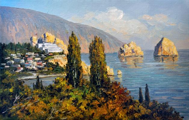 Малила Писаренко. Кипарисы
