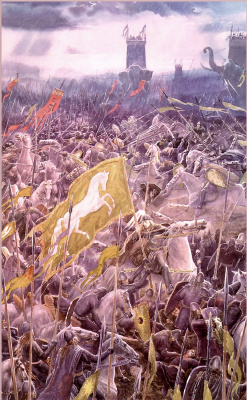 Алан Ли. Битва на Пеленнорских полях