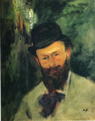 Carolus-Durand. Portrait Of Edouard Manet