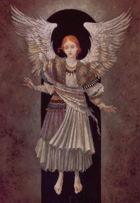James Christensen. Angelis