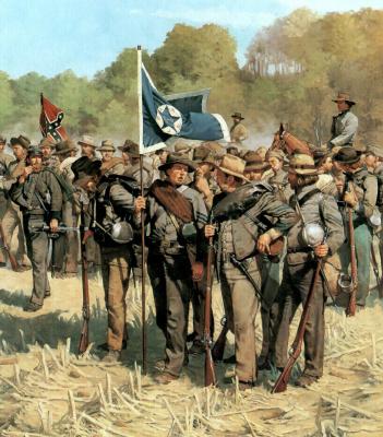 Кит Рокко. Гражданская война Америки 12
