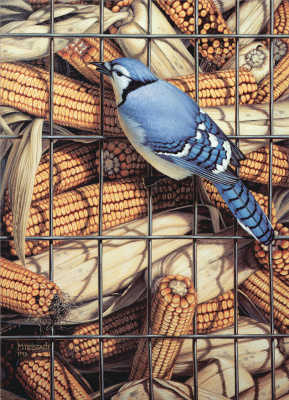 Фрэнк Миттелстадт. Синяя птица