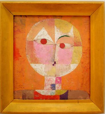 Paul Klee. Senecio