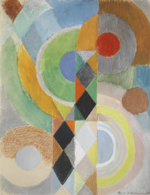 Sonia Delaunay. Composition