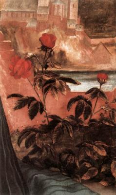Маттиас Грюневальд. Розы