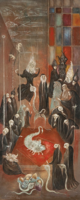 Leonora Carrington. Ritual