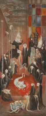 Leonora Carrington. Ritual