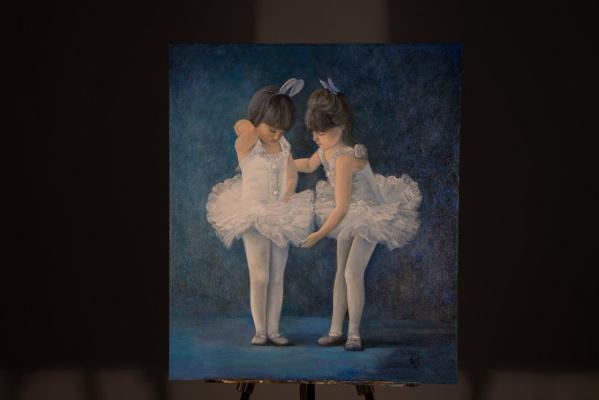 Ульяна Борисовна Кузнецова. Юные балерины