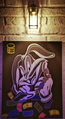 Tatyana Leonidovna Gerdauskene. Bunny Bunny Rabbit