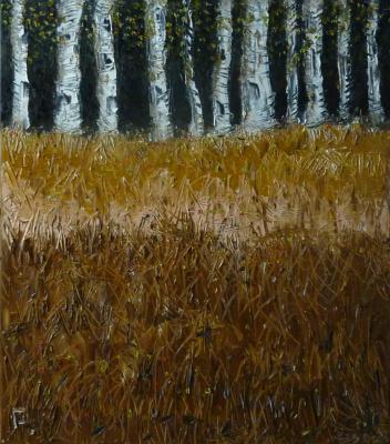 Svyatoslav Ryabkin. Birches Birches