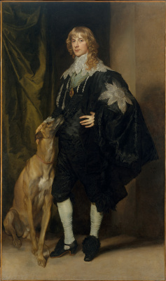 Anthony van Dyck. James Stuart, Duke of Lennox and Richmond