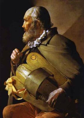 Georges de La Tour. Music