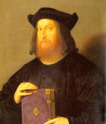Винченцо Ди Бьяджо Катена. Евангелие