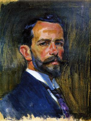 Alexander Murashko. Self-portrait