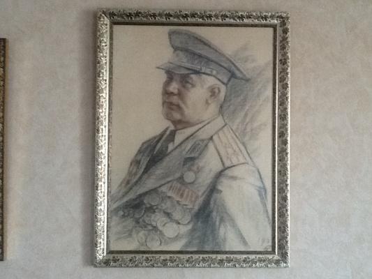 Григорий Трофимович Гаркуша. Полковник Иван Гаркуша