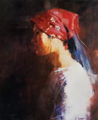 Тея Рей. Автопортрет