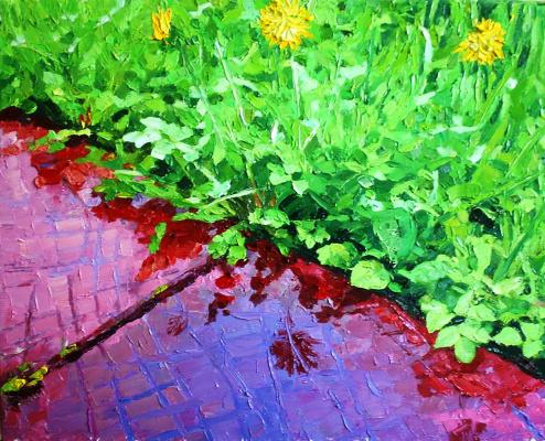 Михаил Рудник. After the rain