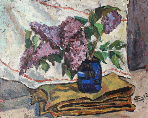 Alexander Dmitrievich Svistunov. Lilac